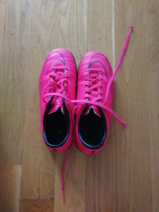 zapatillas Nike fútbol sala talla 30