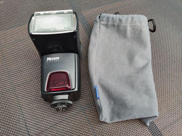Flash Nissin Di622 para Nikon