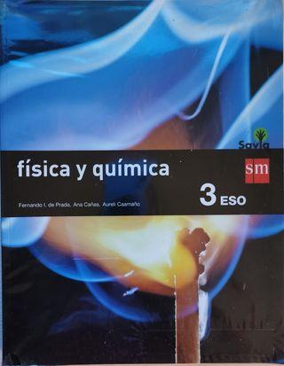 LIBRO FÍSICA Y QUÍMICA 3 ESO SM