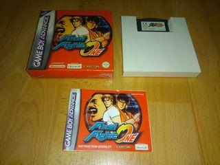 Final Fight Game Boy Advance Muy buen estado