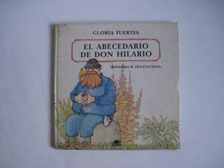 libro el abecedario de don hilario Gloria Fuertes