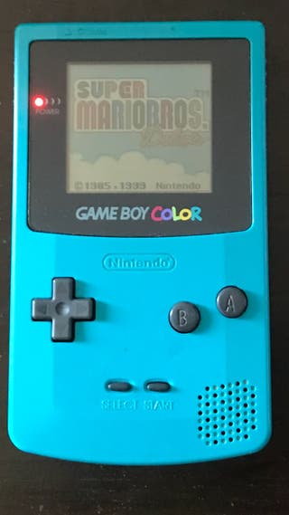 Game Boy Color + Juego