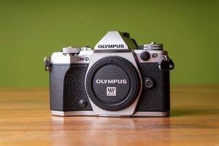 Olympus M5 mark 2