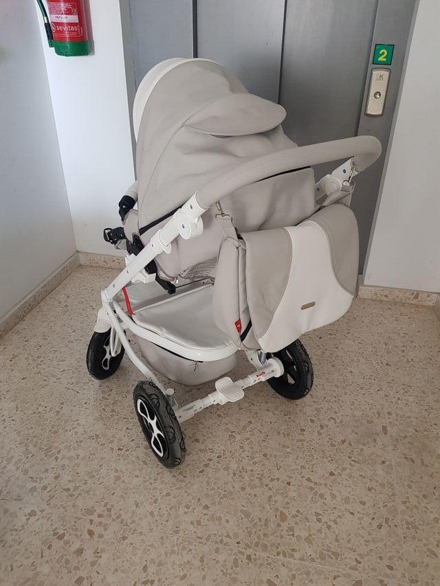 carro bebé completo 3 pieza