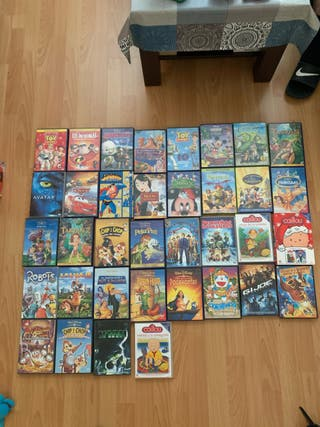 Películas Disney infantiles