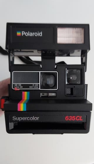 Polaroid 635CL Supercolor