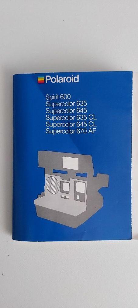 Polaroid 635CL Supercolor