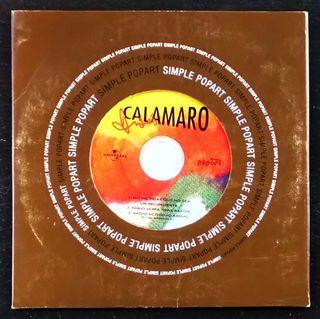 Calamaro Single Pop Art (1984) 3 canciones