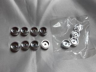 Llantas aluminio calibradas 1/32 slot