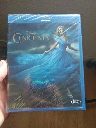 película Blu-ray cenicienta