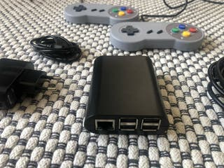 Consola retro +5800 juegos