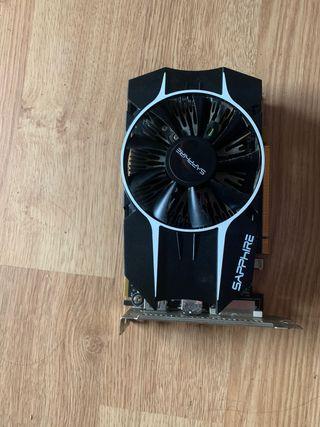Tarjeta Grafica Shapphire r7 260x 2gb AMD