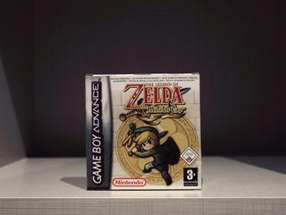 Zelda The Minish Cap Gameboy Advance