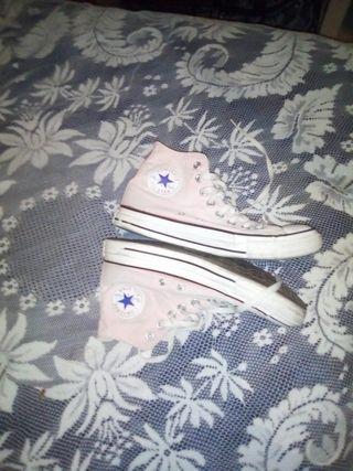 Zapatillas chica ALL STAR CONVERSE