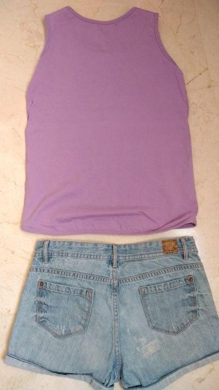 lote ropa verano niña talla 10