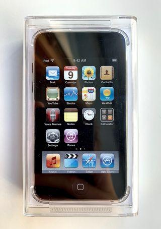 iPod Touch 2ª Gen 2008 Precintado Coleccionista