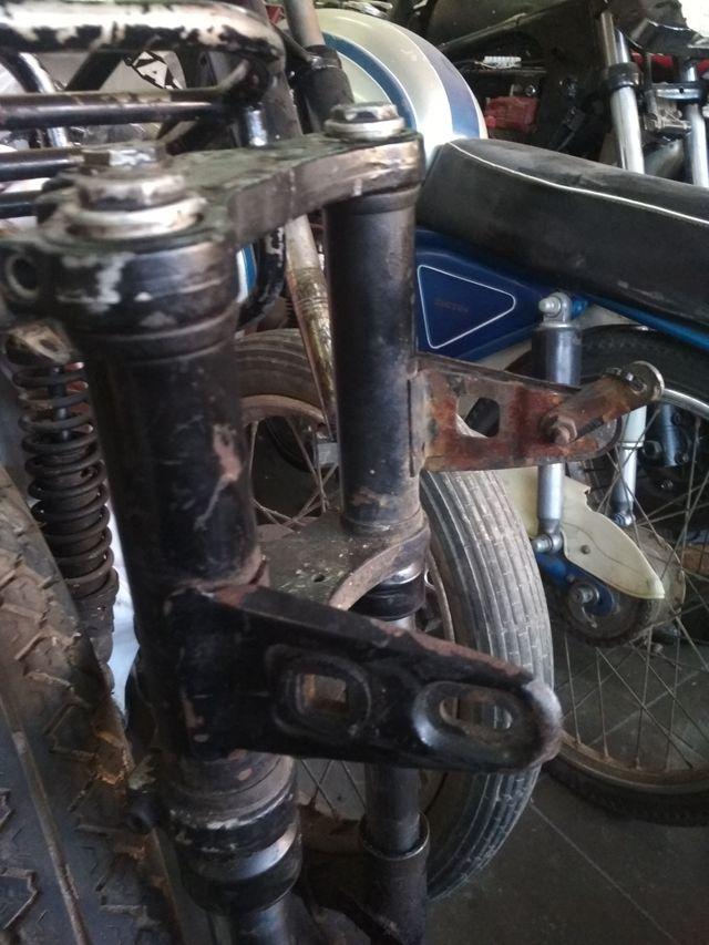 tijas Ducati 250