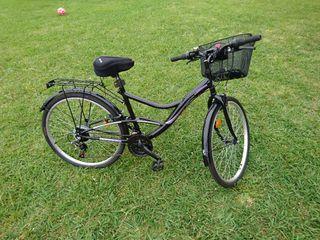 """bicicleta mujer 26"""" talla M"""
