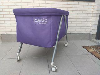 Minicuna ruedas Interbaby Basic