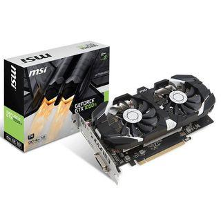 Tarjeta gráfica Msi GeForce GTX 1050Ti 4GB GDDR5