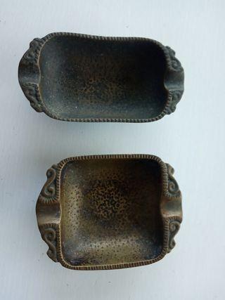 Ceniceros bronce