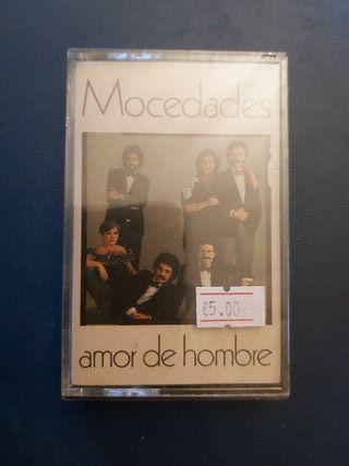 MOCEDADES -AMOR DE HOMBRE