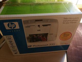 Impresora portatil HP Photosmart 335