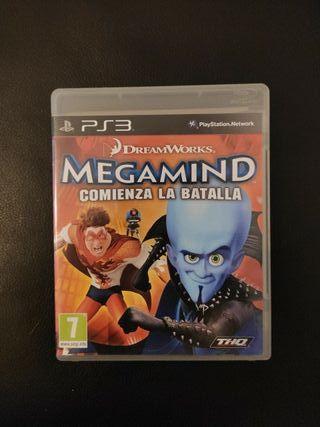 Megamind ps3