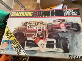 Scalextric Suzuki