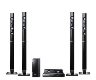 Samsung Home Cinema HT-C5550 wireless + bluray