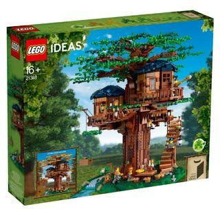 Lego Ideas 21318 - Casa del Arbol.