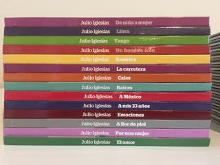 Colección Julio Iglesias