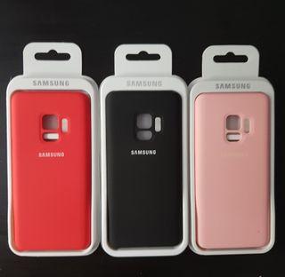 Funda Original Samsung S9 de silicona