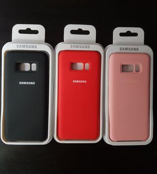 Funda Original Samsung S8 de silicona