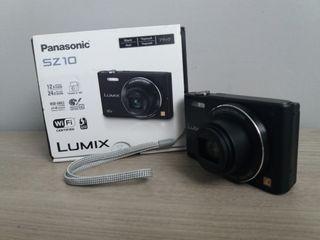 Camara Panasonic Lumix SZ10