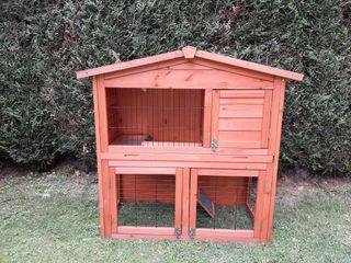 Casa conejo/cobaya