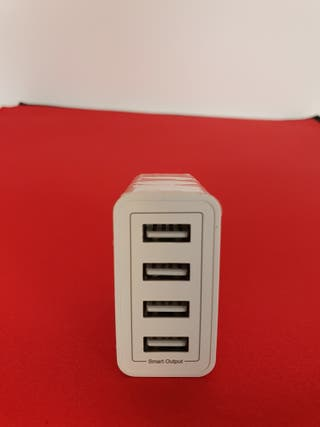 Cargador USB multiple