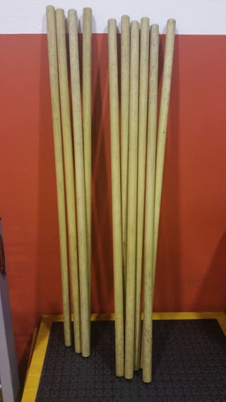 Picas de madera para gimansio o entrenar en casa