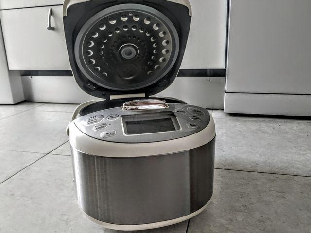 Robot de Cocina: Multicooker