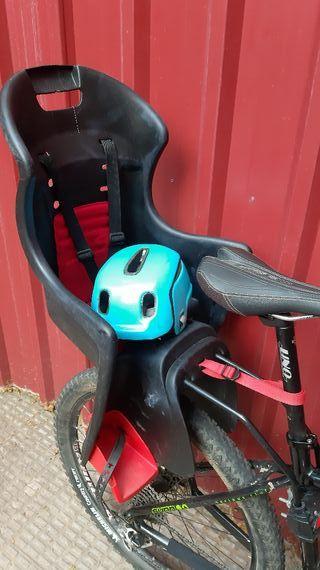 Silla infantil bicicleta 1-5 años