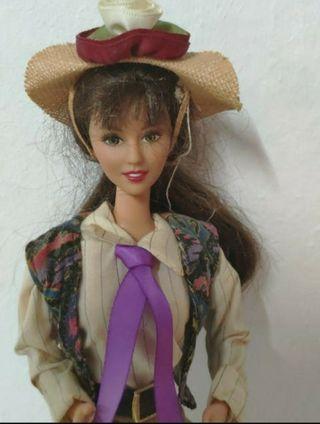 Barbie sensación de vivir