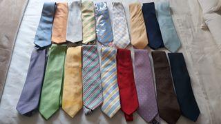 Lote de corbatas