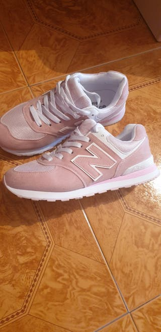 zapatillas new balance mujer num 39