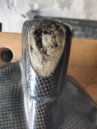 yamaha r1 tapas carbono