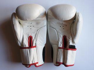 Guantes de boxeo de piel LAGUNA
