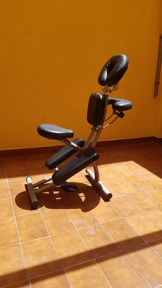 Vendo silla de masaje, también sirve para tatuar.