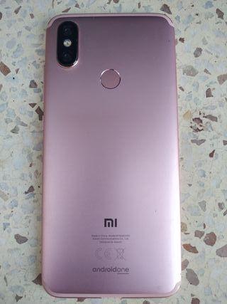 Xiaomi A2 rosa metalizado
