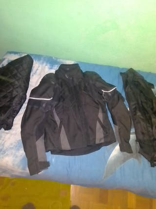 chaqueta moto M