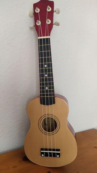 Ukelele Guitarra Pequeña