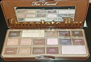 Paleta Sombras TOO FACED maquillaje